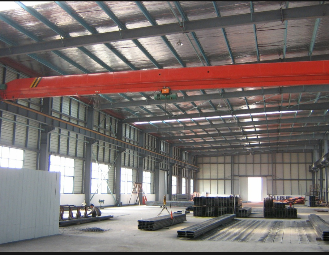 烟台钢结构厂房